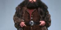 Rubeus Hagrid's moleskin overcoat