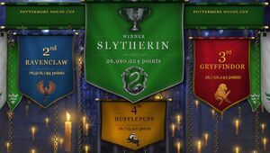 Pottermore 3rd Cup