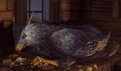 Buckbeak Pottermore