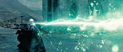 DH - Voldemort VS. Harry Final Duel 01