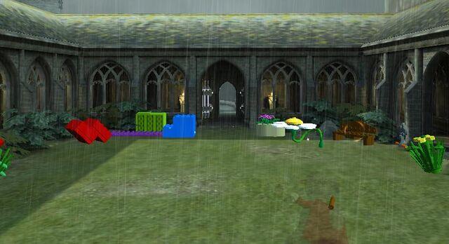 File:West Tower courtyard.jpg
