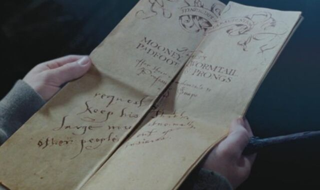 File:Marauder's Map insults Snape.jpg