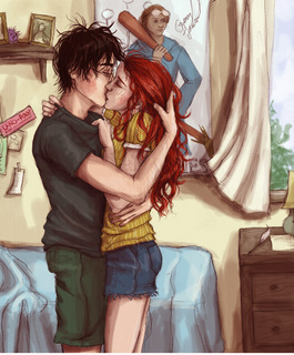 File:Harry and Ginny LUV.jpg