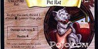 Pet Rat (Trading Card)