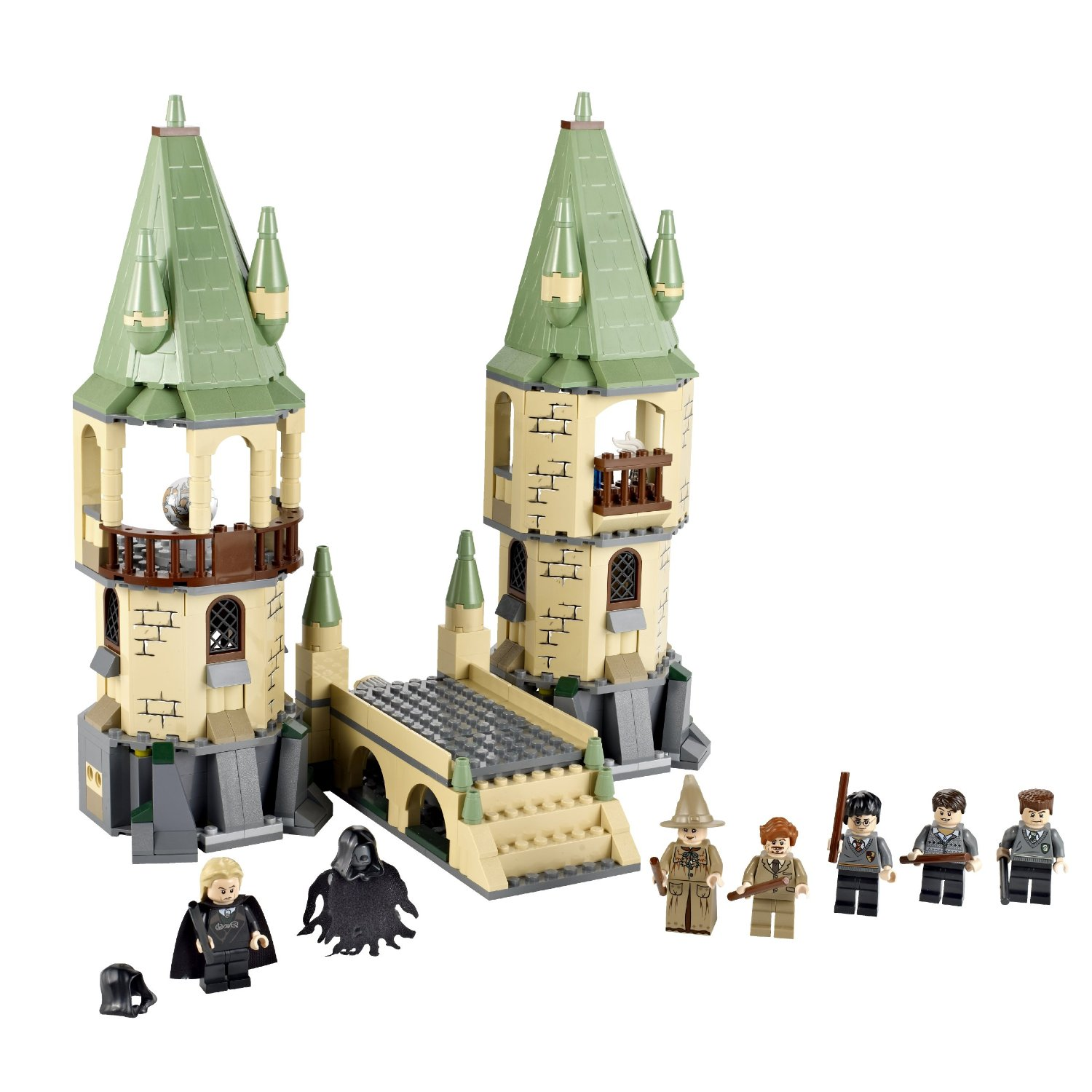 Lego Harry Potter Hogwarts 4867 Complete W Instructions Most