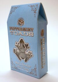 Wizarding World of Harry Potter Peppermint Toads 1
