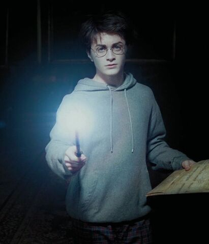 File:Harry casting the Wand-Lighting Charm.jpg