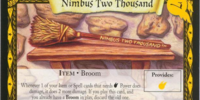 Nimbus Two Thousand (Trading Card)