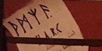 Hogwarts Ancient Runes Club