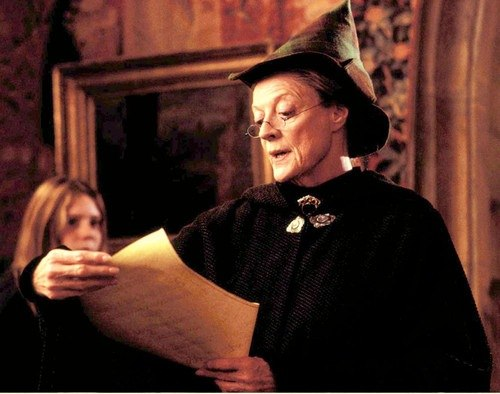 mcgonagall minerva the goddess