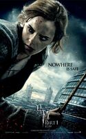 DH Part 1 Filmposter - Hermione