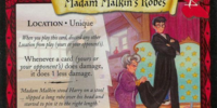 Madam Malkin's Robes (Trading Card)