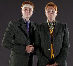 GF Weasley TDH promo
