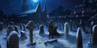 St Jerome's graveyard