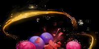 Exploding bonbons