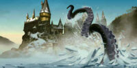 Hogwarts Giant Squid