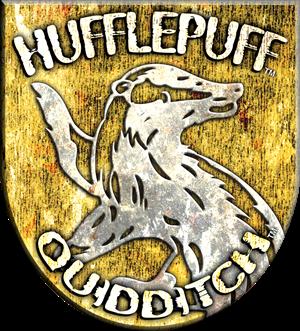 Datei:Hufflepuff™ Quidditch™ Badge.png