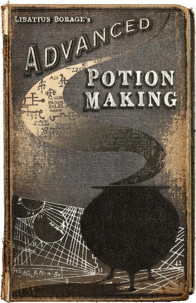 Advanced Potion-Making | Harry Potter Wiki | FANDOM powered by Wikia