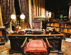 Slughorn's office1