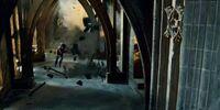 Skirmish at the Seventh Floor Corridor