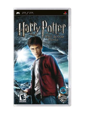 File:Half-Blood Prince video game PSP cover art.jpg