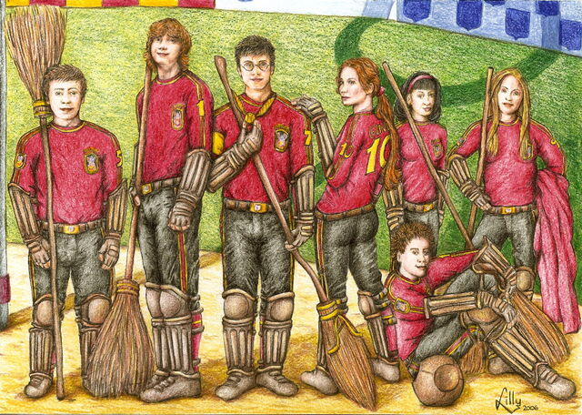 File:The Gryffindor Quidditch team by lillywmw.jpg