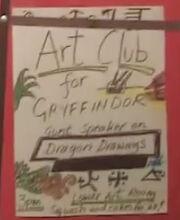 ArtClubforGryffindor