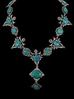 Borgin necklace