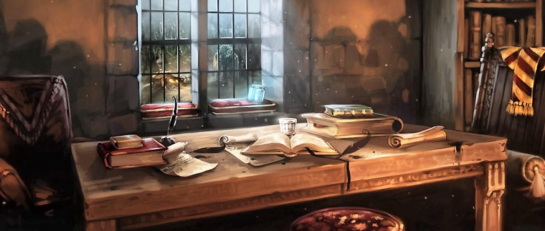 Gryffindor Bedroom Ideas