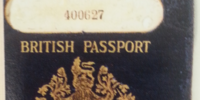 Newton Scamander's passport