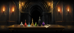 Potions Riddle
