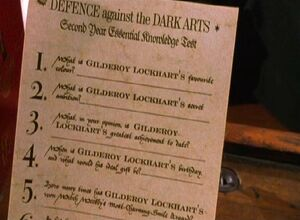 Lockhart's Test