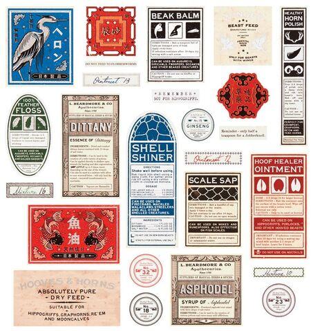 File:Magical Medicine Labels.jpg
