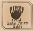 Beast identifier - Eats Fairy Eggs
