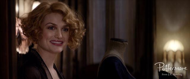 File:Queenie smiling Fantastic Beasts CC Trailer WM.JPG