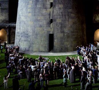 HBP Dumbledore's Death - Exclusive @ Olumencia