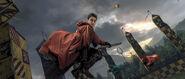 Potter Forbidden Journey Quidditch