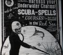 Merge School of Under-Water Spellage