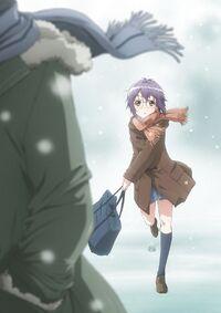 Yuki-chan anime poster