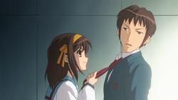 The Melancholy of Haruhi Suzumiya Part 1