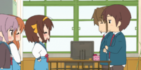 The Melancholy of Haruhi-chan Suzumiya Part 12
