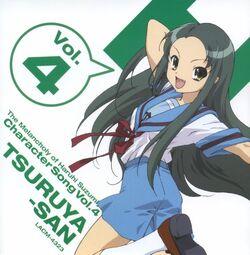 Vol. 4 Tsuruya-san cd
