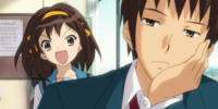 The Melancholy of Haruhi Suzumiya Part 4