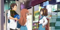 The Sigh of Haruhi Suzumiya Part 1
