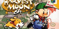 Harvest Moon 64 (N64)