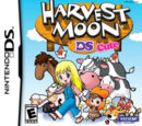 Harvest Moon DS Cute (NDS)