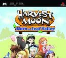 Harvest Moon: Hero of Leaf Valley (PSP)