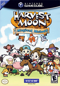 File:Harvest Moon - Magical Melody Coverart.png