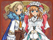 Rf3 micah and shara married by sonicfan12s-d3ire5k