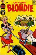 Blondie Comics Vol 1 154